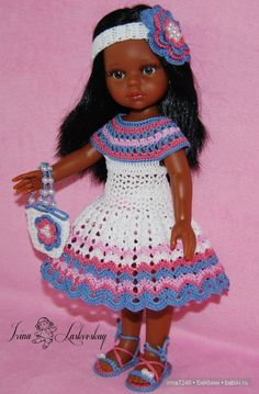 Мои Паолочки. / Paola Reina, Antonio Juan и другие испанские куклы / Бэйбики. Куклы фото. Одежда для кукол