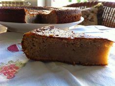 Bolo de requeijão**Curd cake** www.organizarefestejar.blogspot.pt