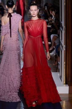 Valentino Fall 2012 Couture Collection Slideshow on Style.com