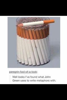 John greens pencils