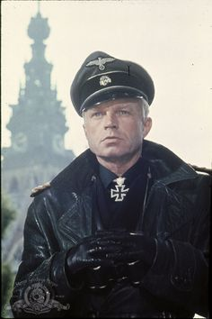 Hardy Kruger in the 1977 movie A Bridge Too Far, portrays a character named SS-Brigadeführer Ludwig, a role based on Heinz Harmel and Walter Harzer. Harmel did not want his name to be mentioned in the movie.