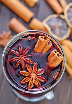 We LOVE mulled wine xx