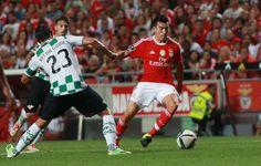 Nicolás Gaitán fez ontem duas assistências e já conta com 71 assistências ao serviço do SL Benfica.