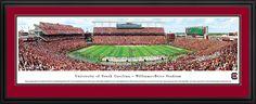 South Carolina Gamecocks Panorama - William Brice Stadium Picture