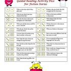 Guided Reading Activity Dice - Sheryl  Easterling