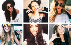 Incriveis Ideias de selfies