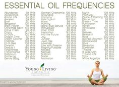 Young Living Essential Oils:  Frequencies #2818934