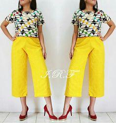 Emboss, Fasion, Nice Dresses, Capri Pants, How To Wear, Outfits, Capri Pants Outfits, Clothes, Cute Dresses