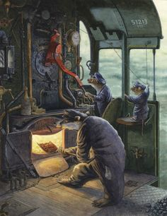 On The Footplate - Chris Dunn