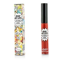 Read My Lips (lip Gloss Infused With Ginseng)