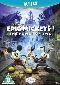 Disney Epic Mickey 2: the Power of Two (Nintendo Wii U): Amazon.co.uk: PC & Video Games