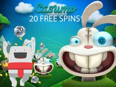 Register at Casumo Casino and get 20 free spins no deposit bonus. Use your free spins on Book of Dead or Jammin' Jars slot. Casumo Casino is an ultra-modern online gambling site that looks more like a mobile game than an online casino. Bonus.ca has an exclusive bonus for all new Canadian players. You'll get 20 no deposit free spins to test out the casino site. After that, you'll get a 100% match up bonus up to $2500 on your 1st real money deposit. #Casumo #FreeSpins #NoDepositBonus… Gambling Sites, Online Gambling, Casino Sites, Online Casino Games, Casino Bonus, Mobile Game, Spinning, Slot, Jars