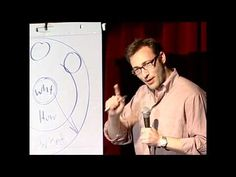 """Simon Sinek - TED Talk on Apple products """"People don't buy what you do, they buy why you do it"""""""