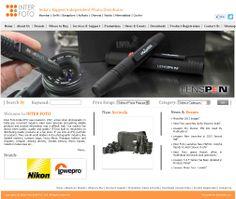 #camera #product Website Development Company