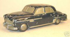 1950 Dodge Coronet 4 Door Sedan Banthrico promo model