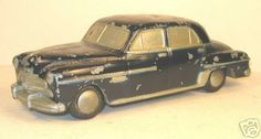 1950 Dodge Coronet 4 Door Sedan Banthrico promo model