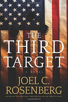 The Third Target by Joel C. Rosenberg http://www.amazon.com/dp/1414336276/ref=cm_sw_r_pi_dp_9AURub034QC5X