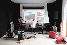 Home - Quartier Studio Linz Workshop, Studio, Desk, Furniture, Home Decor, Linz, Video Production, Atelier, Desktop