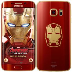 S6 iron man limited edition