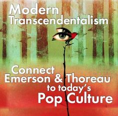 How would I tie a Sociological Research Paper with Transcendentalism?