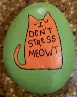 065 Cute Painted Rock Ideas for Garden