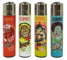 "Bundle - 4 Items - Clipper Lighter ""Music"" Collection Clipper http://www.amazon.com/dp/B00GTZUTU6/ref=cm_sw_r_pi_dp_rlYOwb16RAGQD"