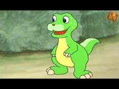 Cuentos para niños.- El dragón color frambuesa. - YouTube