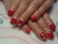 new year nails design