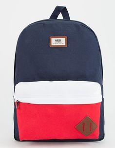 VANS Old Skool Americana Backpack 279609948   Backpacks