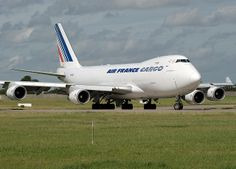 Air France Cargo Boeing 747 freighter