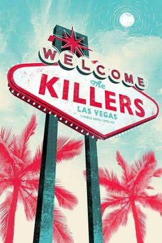 The Killers - Gigposter can find The killers and more on our website.The Killers - Gigposter 2016 The Killers, Tour Posters, Band Posters, Brandon Flowers, Concert Posters, Wall Collage, Cool Bands, Vintage Posters, Poster Prints