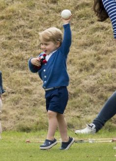 27 Times Prince George Was Absolutely Adorable