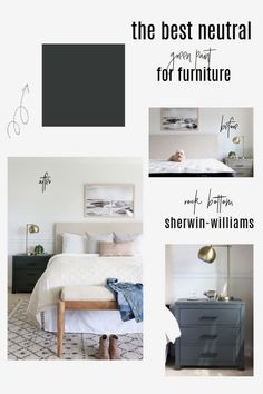 27 Fantastic French Country Decorating Ideas Modern Rustic Furniture, Rustic Modern, City Farmhouse, Country Farmhouse, Side Tables Bedroom, Green Paint Colors, Shabby Chic Cottage, Home Decor Inspiration, Design Inspiration