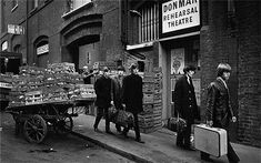 Terry O'Neill   Rolling Stones -Donmar Studios