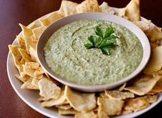 I love to dip my veggies-a healthy dip would make that activity less guilty!