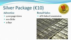 ...silver package, to give you an idéa of what you can get for your money