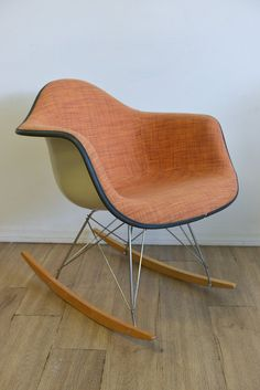 Eames for Herman Miller Rocking Chair with by TheModernVault