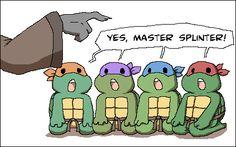 master splinter - Google Search