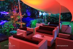 Die Outdoor-Lounge 'Granada'