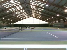 Indoor Home Tennis Court~ | Cady\'s dream house | Pinterest | Tennis ...
