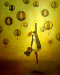 My very most favorite artist, Duy Huynh.