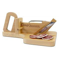 La guillotine coup saucisson pour votre aperitif dinatoire !
