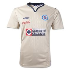 Cruz Azul 11/12 Jersey de Futbol Tercero - TiendaFutbolMundial.com
