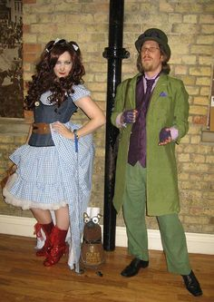 Steampunk Dorothy rocked it! - Steampunk Canada