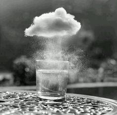 Spremuta di nuvole