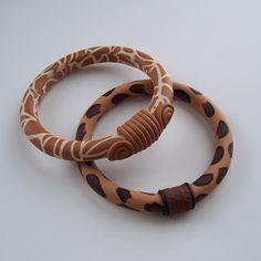 2 Good Claymates: bangles