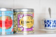 Inspiration: Tea tins
