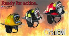 Get your LION Firefighting Helmets here: http://www.nafeco.com/ProductDetails?ProductID=LFH2120E-XX http://www.nafeco.com/ProductDetails?ProductID=LFH2120F-XX http://www.nafeco.com/ProductDetails?ProductID=LFH2120D-XX