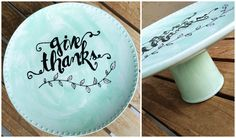 Make a Pie Plate at a Mom's Night Out Party|As You Wish Pottery