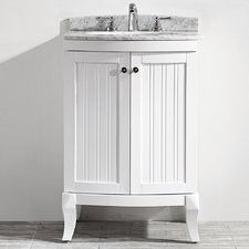 "Harris 24"" Single Vanity Set $44.99 wayfair"